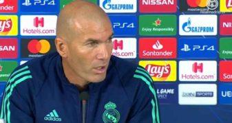 Info Shqip: Zidane flet pas humbjes: Situatë e komplikuar, por nuk e mendoj dorëheqjen