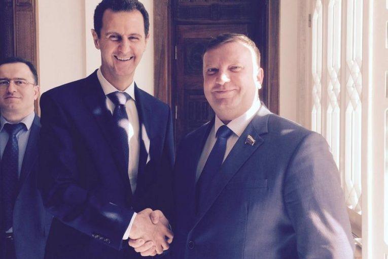 Spiuni rus  miku i Assadit  rrezik të bëhet Raportues Special për Kosovën në KE