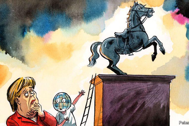 A po bëhet Gjermania polici i ri i botës