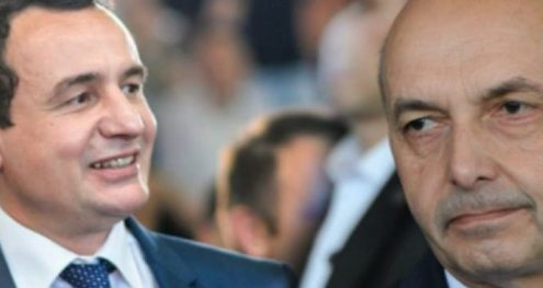 Info Shqip: Haradinaj i drejtohet LDK-së: VV po kërkon pushtet absolut mbi gjithçka, mos i lejoni