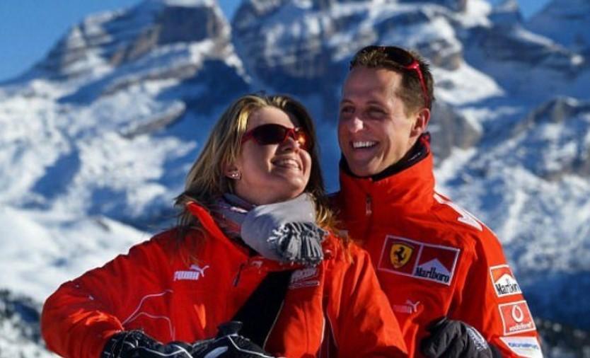 Gruaja e Micheal Schumacherit po e fsheh të vërtetën