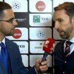 Info Shqip: Trajneri i Anglisë: Nuk kam përjetuar kurrë atmosferë më të mirë se në Kosovë