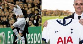 Info Shqip: Gareth Bale dhurata e parë për Jose Mourinhon te Tottenhami