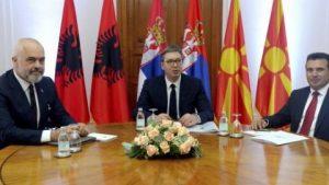 """Info Shqip: Dhjetë 'jo'-të për """"Mini-Shengenin"""" Ballkanik"""