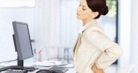 Info Shqip: Ja cilat probleme i shkakton puna 8 orë ulur në karrige