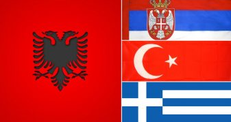 Info Shqip: Si po pushtohet sot Shqipëria nga grekët, serbët dhe turqit? Vendimet tronditëse (VIDEO)