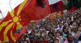 Info Shqip: Shqiptarët në Maqedoni, mes partneritetit dhe vasalitetit