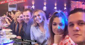 Info Shqip: Sherr në Top Channel? Mungon në festë, ç'po ndodh mes saj dhe motrave Hoxha (FOTO)