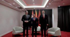 """Info Shqip: """"Mini Shengeni"""" ballkanik është dalje në det e Serbisë përmes Shqipërisë"""