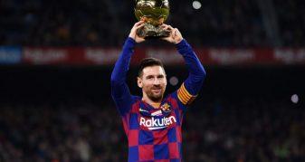 Info Shqip: Messi shkruan historinë në La Liga dhe pesë kampionatet kryesore evropiane pas het-trikut ndaj Mallorcas