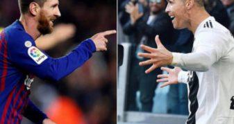 Info Shqip: Cristiano Ronaldo kthehet tek goli, por Messi i rrëmben një tjetër rekord