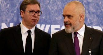 Info Shqip: A do e padisë Shqipëria Serbinë? Ja si pergjigjet Rama