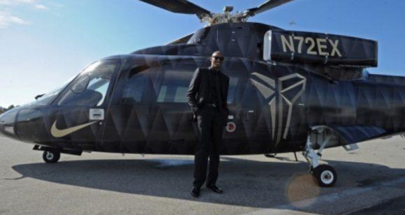 Info Shqip: I dashuruar me helikopterin e tij, koha kur Kobe Bryant fikte motorrin në ajër