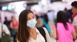 Info Shqip: A e ndalon maska higjenike përhapjen e viruseve?