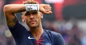 Info Shqip: Golin e shënuar, Neymar ia dedikon Bryantit (VIDEO)