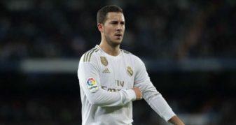 """Info Shqip: Eden Hazard nuk e njeh """"El Clasicon"""", ky është rekordi i tmerrshëm i belgut"""