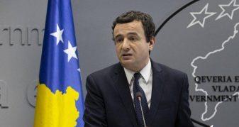 Info Shqip: Kurti del kundër idesë së AAK-së që secilit qytetar t'i ndahen nga 100 euro