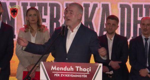 Info Shqip: Thaçi fajëson Osmanin, Taravarin, Rexhepin, Selën dhe Ahmetin për rritjen e numrit të të infektuarve nga Kovid-19