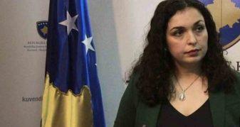 Info Shqip: Vjosa Osmani flet për prapaskenat që çuan në rrëzimin e qeverisë Kurti