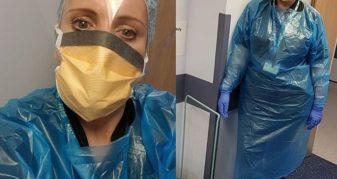 Info Shqip: Rrëfim nga Londra: Si u larguan 40 trupa të pajetë nga spitali