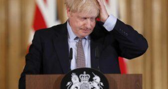 Info Shqip: Si është gjendja e kryeministrit britanik pasi kaloi natën nën kujdes intensiv