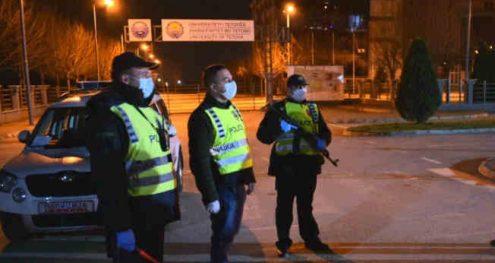 Info Shqip: Qeveria vendosi: Orë policore prej të enjtes në orën 21:00 deri të hënën në orën 05:00