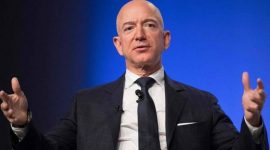 Info Shqip: Rroftë karantina! Jeff Bezos e çon pasurinë në 172 miliardë dollarë