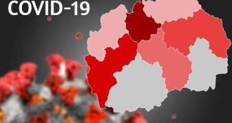 Info Shqip: Ja sa raste të reja me COVID-19 në Maqedoni