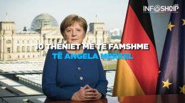 Info Shqip: 10 Thëniet më të famshme të Angela Merkel