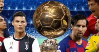 """Info Shqip: Merr fund epoka Messi-CR7? Renditja e 10 futbollistëve në garën për """"Topin e Artë"""" ka befasi me vendin e parë"""