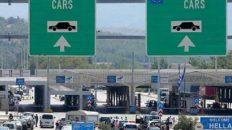 Info Shqip: Greqia mbyll kufirin për banorët e Çairit, Tetovës, Kumanovës