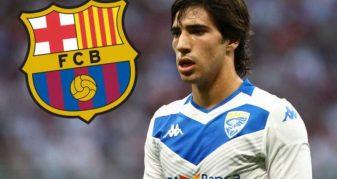 Info Shqip: Barcelona mohon të ketë ofruar 65 milionë euro dhe dy lojtarë për Tonalin: Tendencë për të rritur vlerën e lojtarit