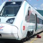 Info Shqip: Revolucion në Turqi, testohet me sukses treni i parë elektrik (FOTO)