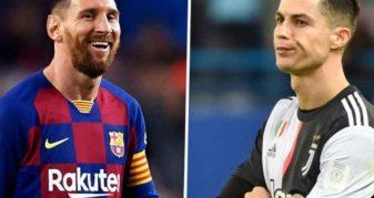 Info Shqip: Messi dhe Ronaldo mund të bëhen shok skuadre vitin tjetër