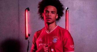 Info Shqip: ZYRTARE: Bayerni kompleton transferimin e Sane nga Man City