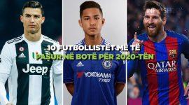 Info Shqip: Top 10 futbollistët më të pasur në botë për vitin 2020