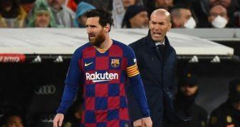 Info Shqip: Zidane dëshiron që Messi të qëndrojë te Barcelona: Duam që më të mirët të luajnë në La Liga