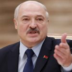 Info Shqip: Britania i vendos sanksione presidentit bjellorus, Lukashenkos