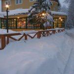 Info Shqip: Bie bora e parë në Kroaci e Slloveni, pamje mahnitëse (FOTO)