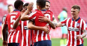 Info Shqip: Suarez deklarohet pas debutimit spektakolar me Atletico Madridin