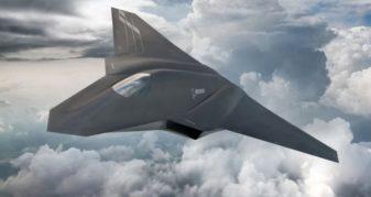 Info Shqip: Amerikanët nxjerrin teknologjinë e fundit, avioni që do të mbretërojë qiellin dhe do të mbjellë frikë