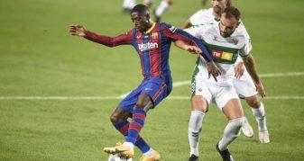 Info Shqip: Kërkohet nga tri skuadra të mëdha evropiane, Barça merr vendimin përfundimtar për Dembelen