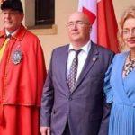 """Info Shqip: Shqiptarja që bëhet """"Zonja e parë"""" e Republikës së Gjenevës"""