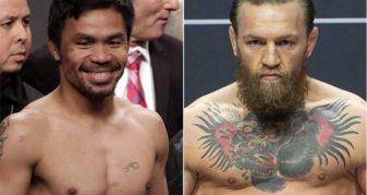Info Shqip: Pacquiao e pranon duelin në ring kundër McGregor