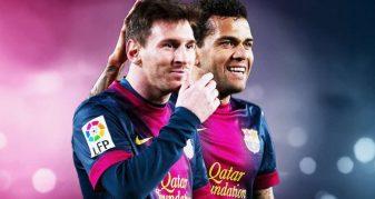 Info Shqip: Vazhdojnë 'goditjet' ndaj bordit të Barcelonës! Alves përkrah Messin në fjalët për largimin e Suarezit nga Camp Nou