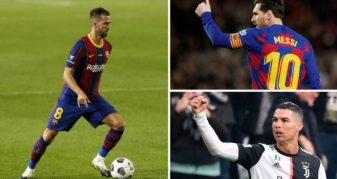 Info Shqip: Pjanic i bashkohet listës së 14 lojtarëve që kanë luajtur edhe me Messin edhe me Ronaldon