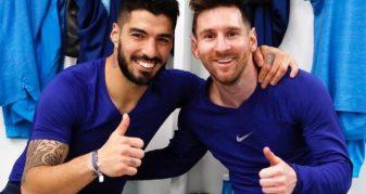 Info Shqip: Presidenti i Atleticos fton Messin t'i bashkohet Suarezit