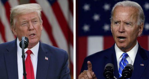 Info Shqip: Biden i acaruar i drejtohet Trumpit: A do të heshtësh, burrë?